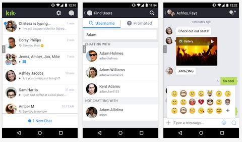 Kik Messenger for PC Download